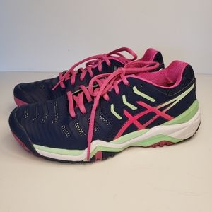 🐞 Asics Gel Resolution 7 Running Shoes W Flaws